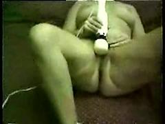 Horny Amateur Uses All Kinds Of Sex Toys To Satisfy Her Pussy