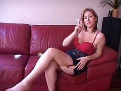 Cocktease Cougar Tells You How To Get Off