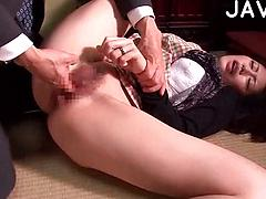 Asian Housewifes Throwing Around Pussy Like Hotcakes
