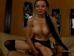 Hard anal asian PART 2