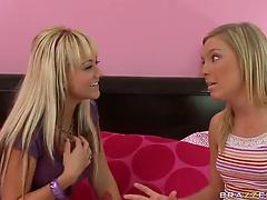 Bubble-assed blonde sex doll is happy to get impaled on cock