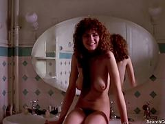Smoking Hot Maria Schneider Getting Nude And Steamy