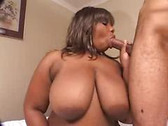 Black Chick Takes Dick Good